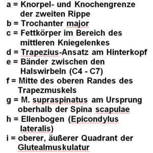 Tenderpoints Beschreibung 03